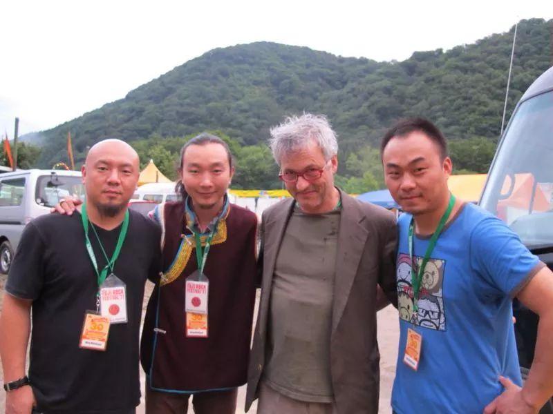 杭盖乐队即将登上亚洲最大摇滚音乐节 FUJI ROCK FESTIVAL 第28张