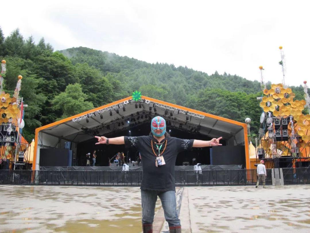 杭盖乐队即将登上亚洲最大摇滚音乐节 FUJI ROCK FESTIVAL 第34张