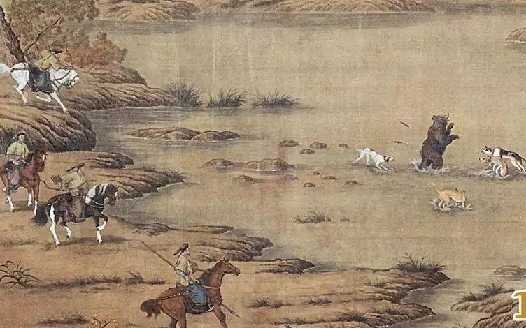 跟随成吉思汗远征欧洲的战犬——蒙古细犬 第3张