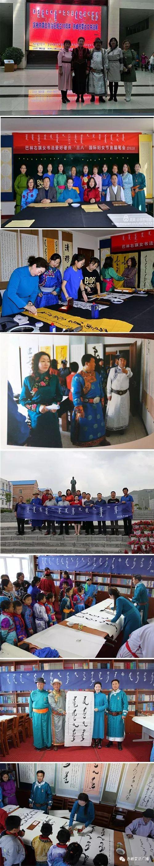 【音频】《赤峰蒙古族书法家》系列采访 (22) 第10张