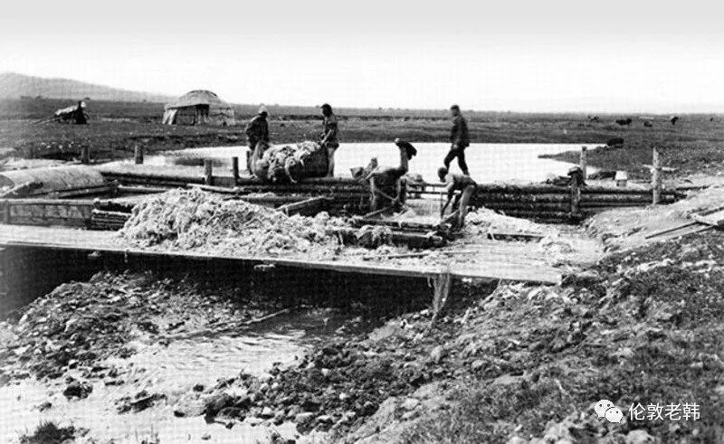 蒙古往事:喇嘛的大锅 & 百年前的外企员工 第5张