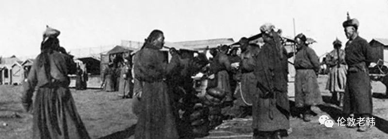 蒙古往事:喇嘛的大锅 & 百年前的外企员工 第8张