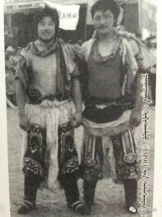 【蒙古图片】搏克老照片…… 第32张