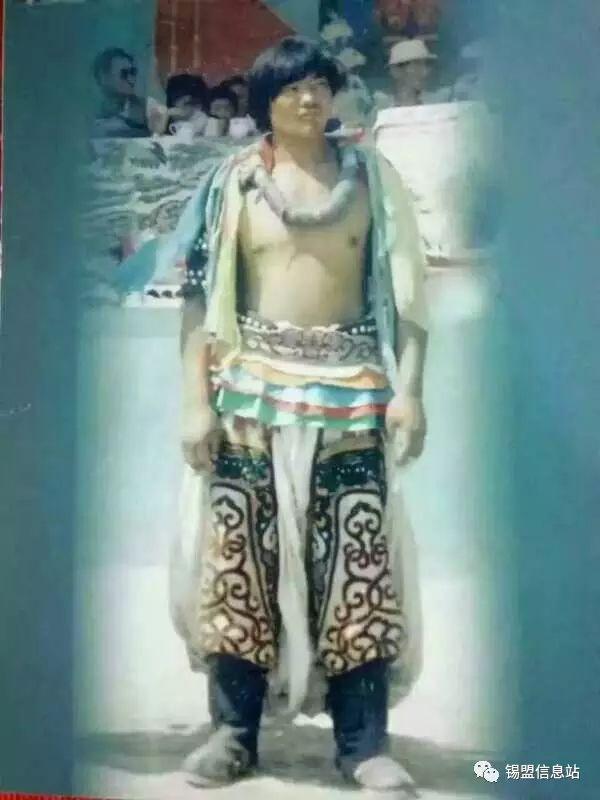 【蒙古图片】搏克老照片…… 第39张