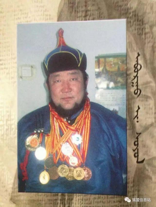 【蒙古图片】搏克老照片…… 第43张