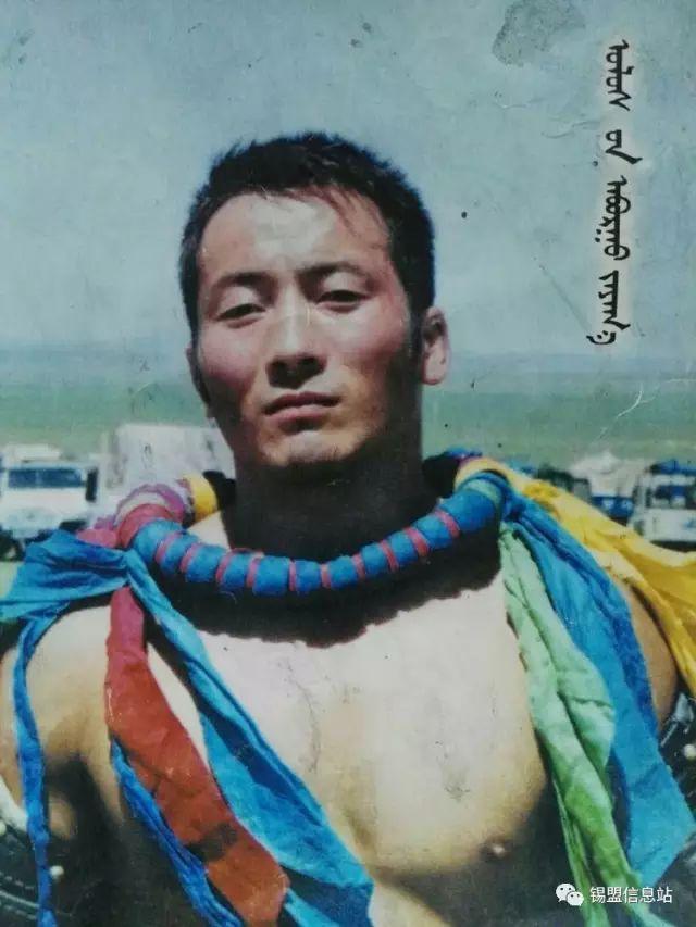 【蒙古图片】搏克老照片…… 第48张