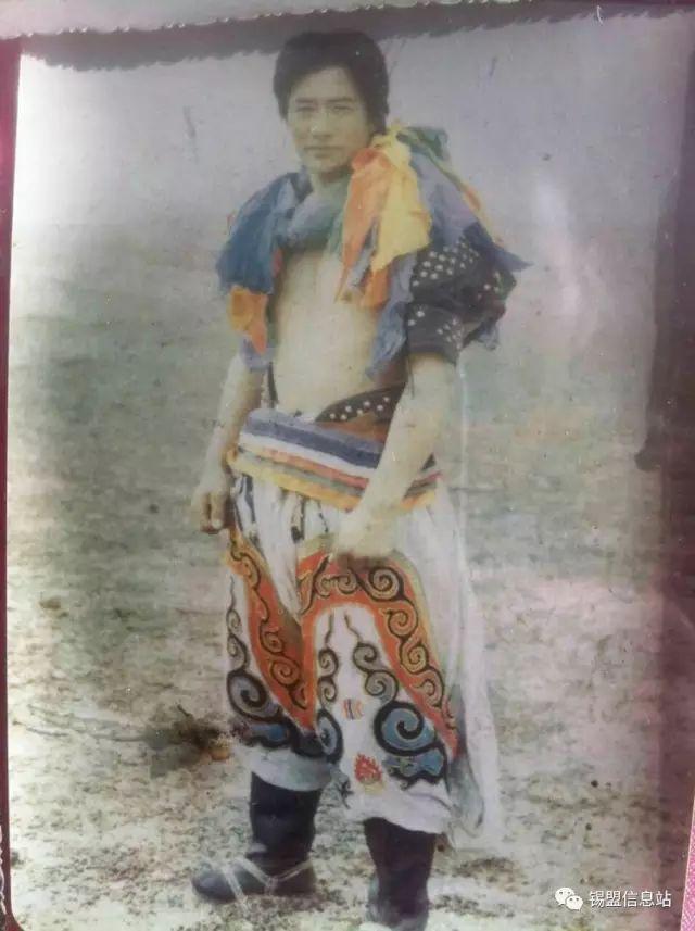 【蒙古图片】搏克老照片…… 第83张