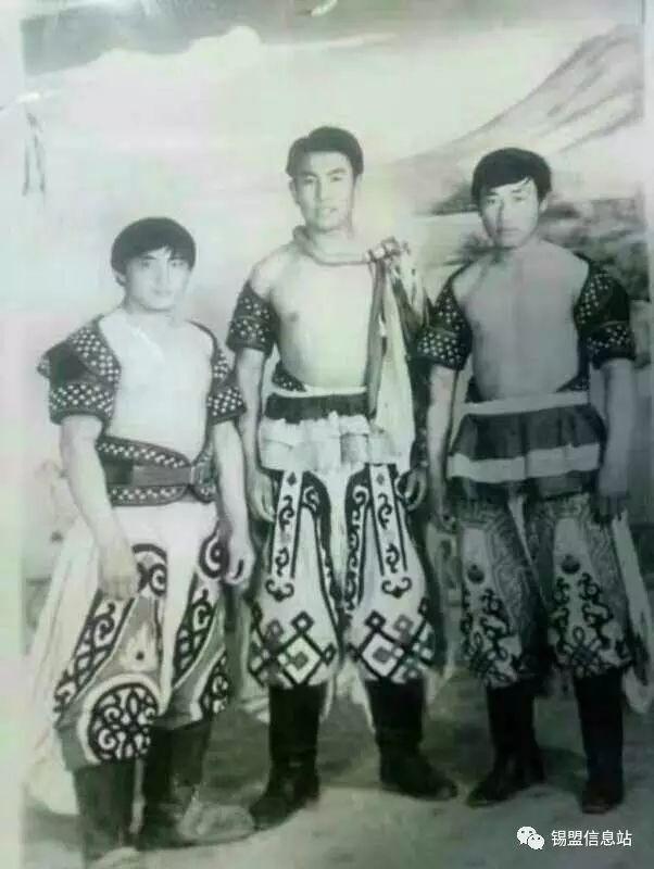【蒙古图片】搏克老照片…… 第96张