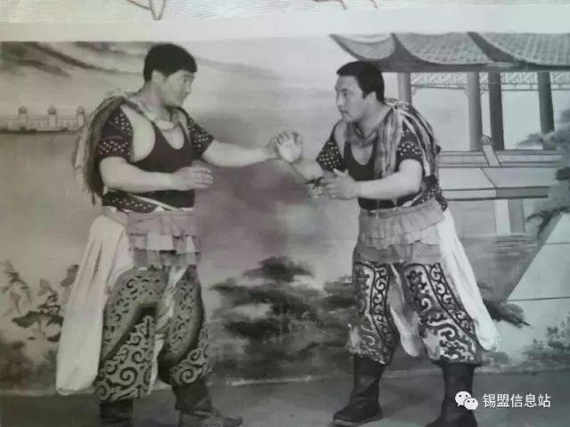 【蒙古图片】搏克老照片…… 第100张