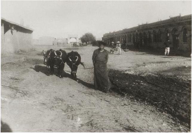 1924年的内蒙古通辽,老照片记录的是故事! 第10张
