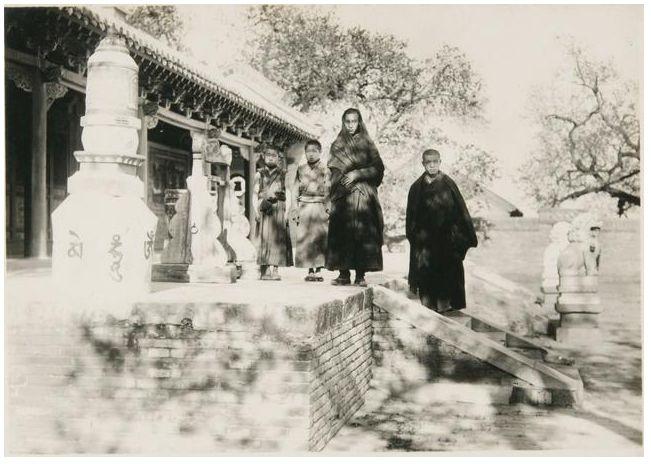 1924年的内蒙古通辽,老照片记录的是故事! 第17张
