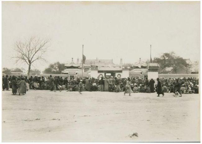 1924年的内蒙古通辽,老照片记录的是故事! 第32张