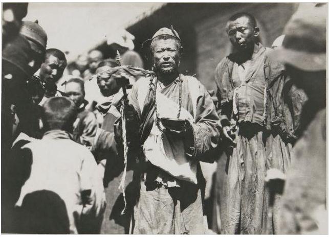 1924年的内蒙古通辽,老照片记录的是故事! 第37张