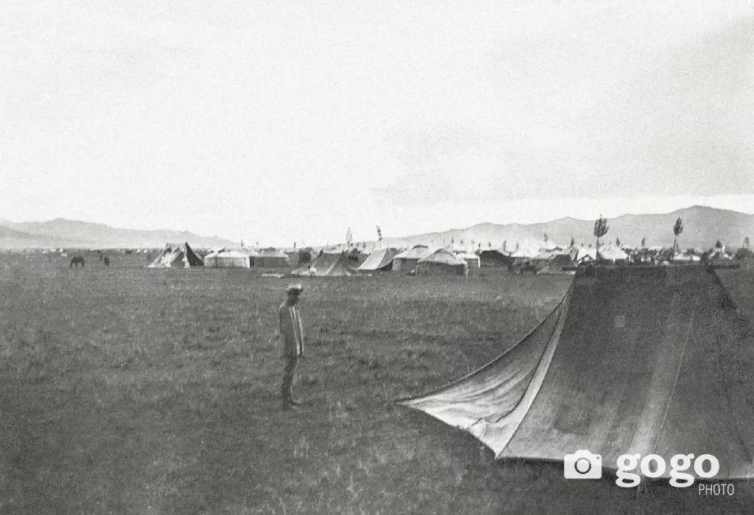 【印迹】定格19 世纪初蒙古人 —— 贵族的帐篷 第4张