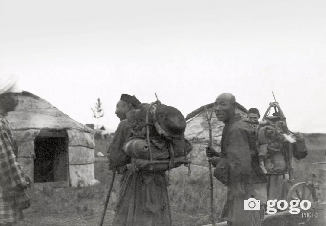 【印迹】定格19 世纪初蒙古人 —— 贵族的帐篷 第13张