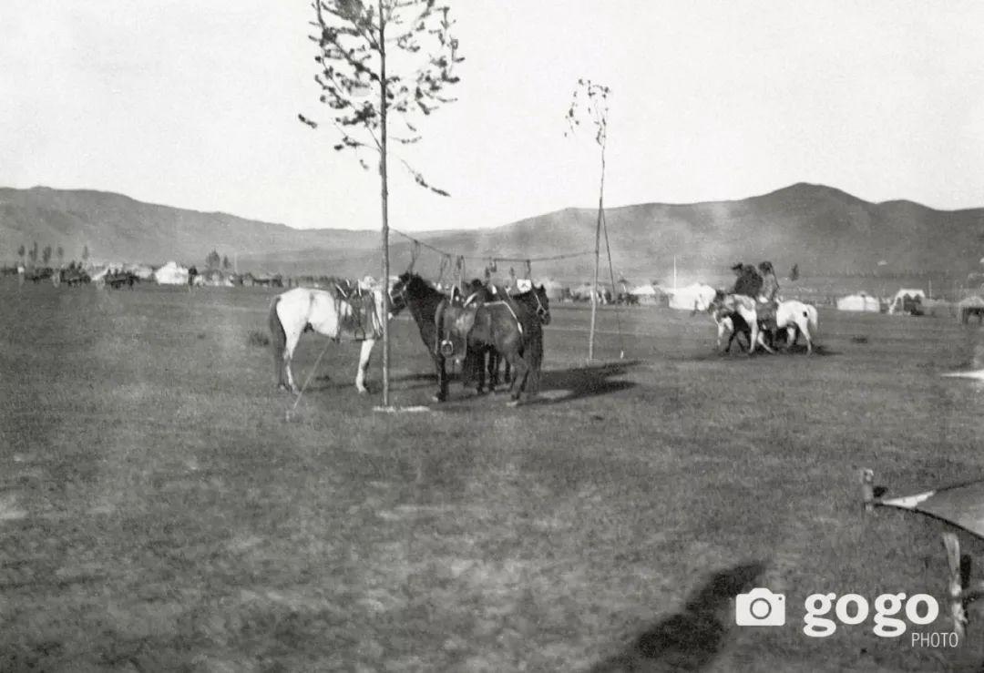 【印迹】定格19 世纪初蒙古人 —— 贵族的帐篷 第11张