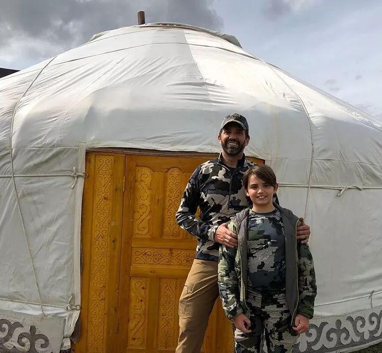 小唐纳德·特朗普:蒙古是我见过的最美丽的地方之一 第1张