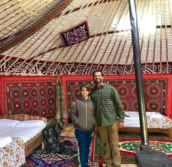 小唐纳德·特朗普:蒙古是我见过的最美丽的地方之一 第9张