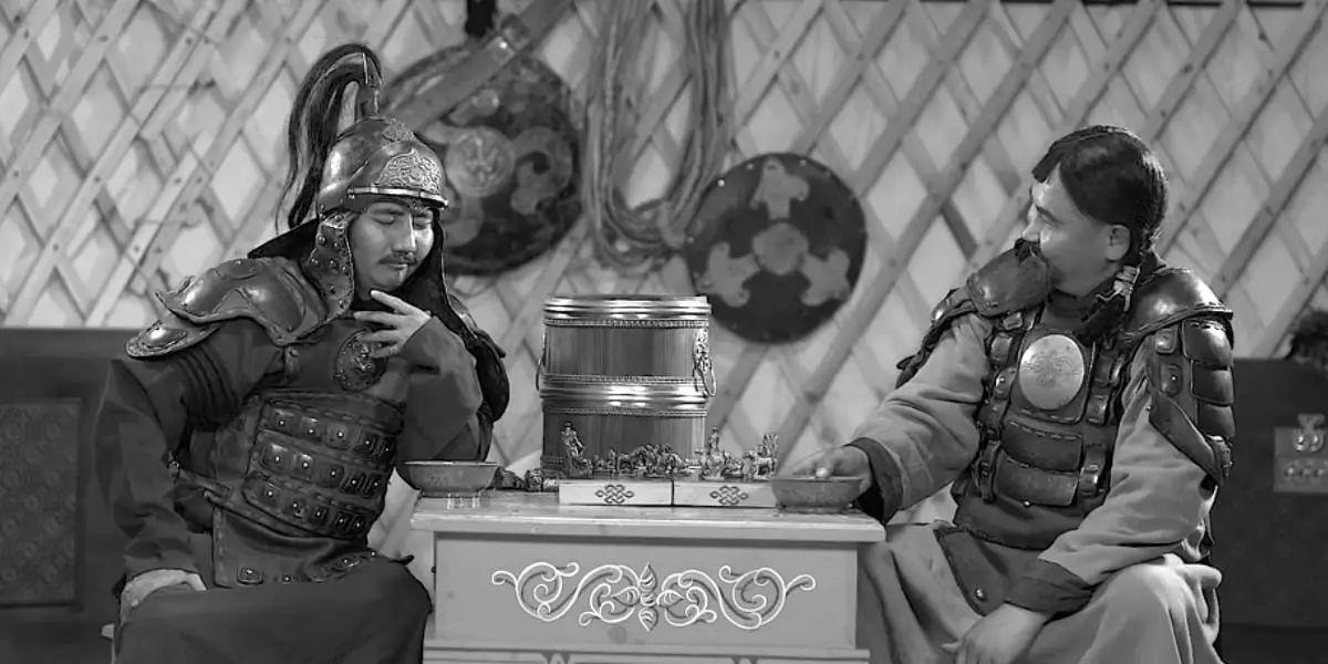 千年传承文化《Mongol shatar》图日满都呼&巴音布拉格联手巨献 第4张