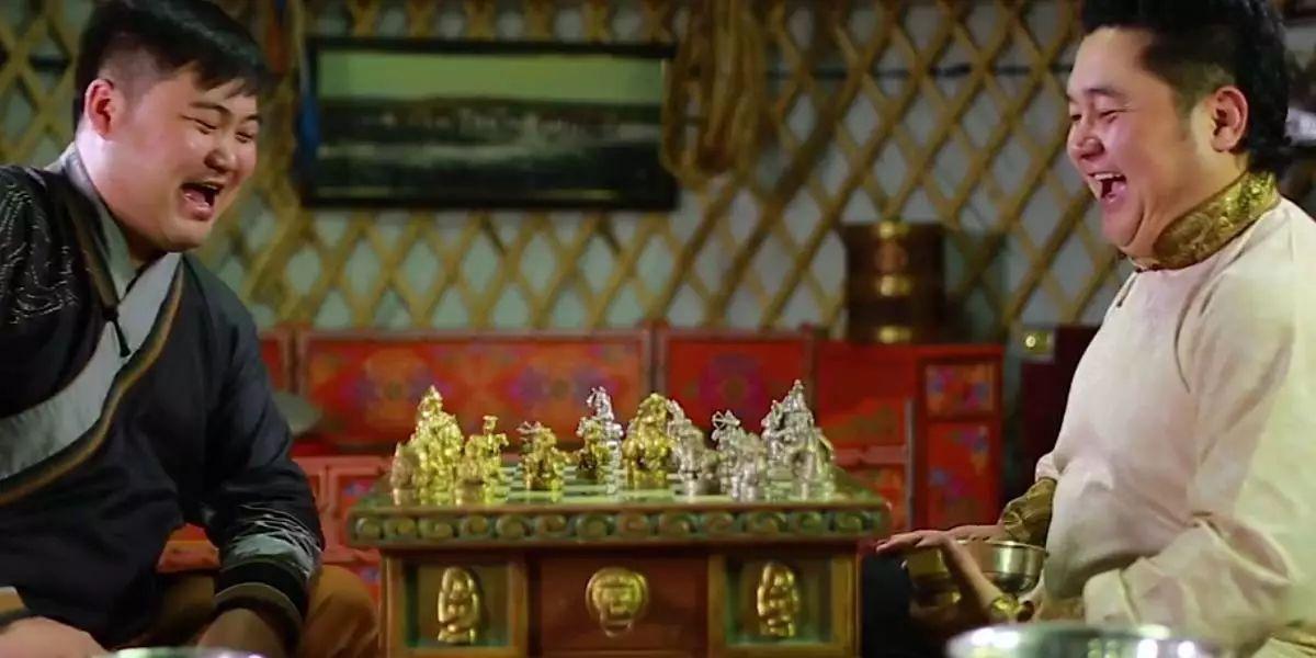 千年传承文化《Mongol shatar》图日满都呼&巴音布拉格联手巨献 第3张