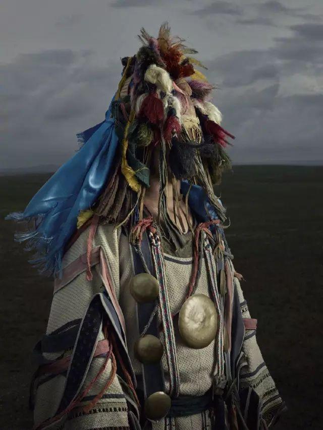 """蒙古""""萨满法师"""" Ken Hermann 摄影艺术 第2张"""