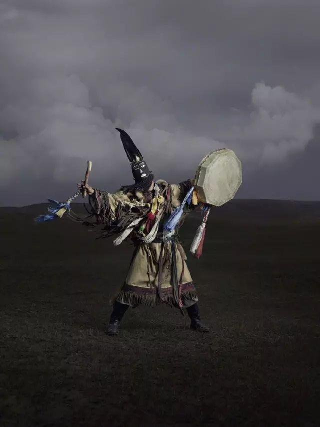 """蒙古""""萨满法师"""" Ken Hermann 摄影艺术 第3张"""