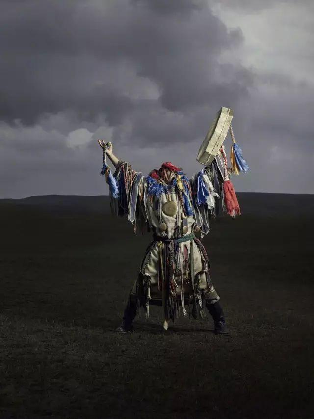 """蒙古""""萨满法师"""" Ken Hermann 摄影艺术 第6张"""