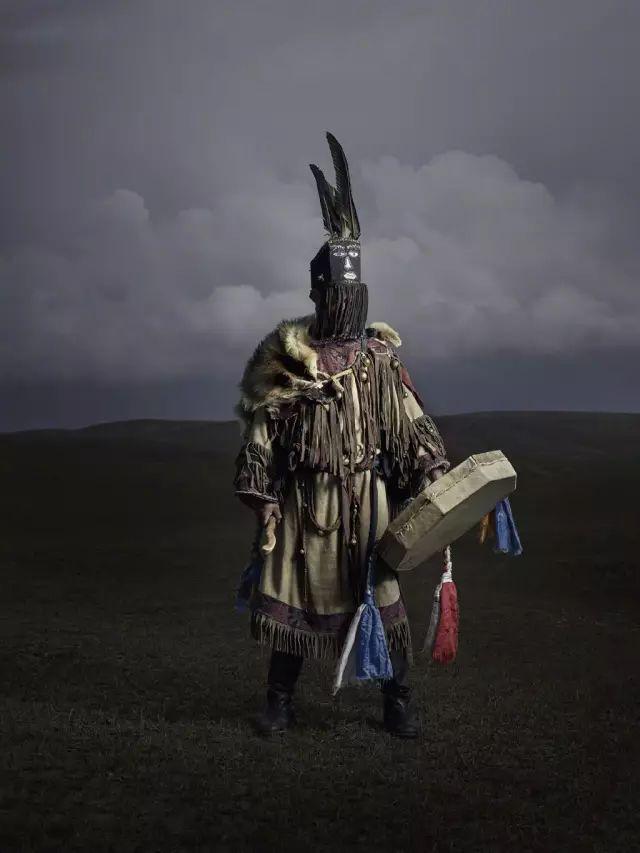 """蒙古""""萨满法师"""" Ken Hermann 摄影艺术 第4张"""
