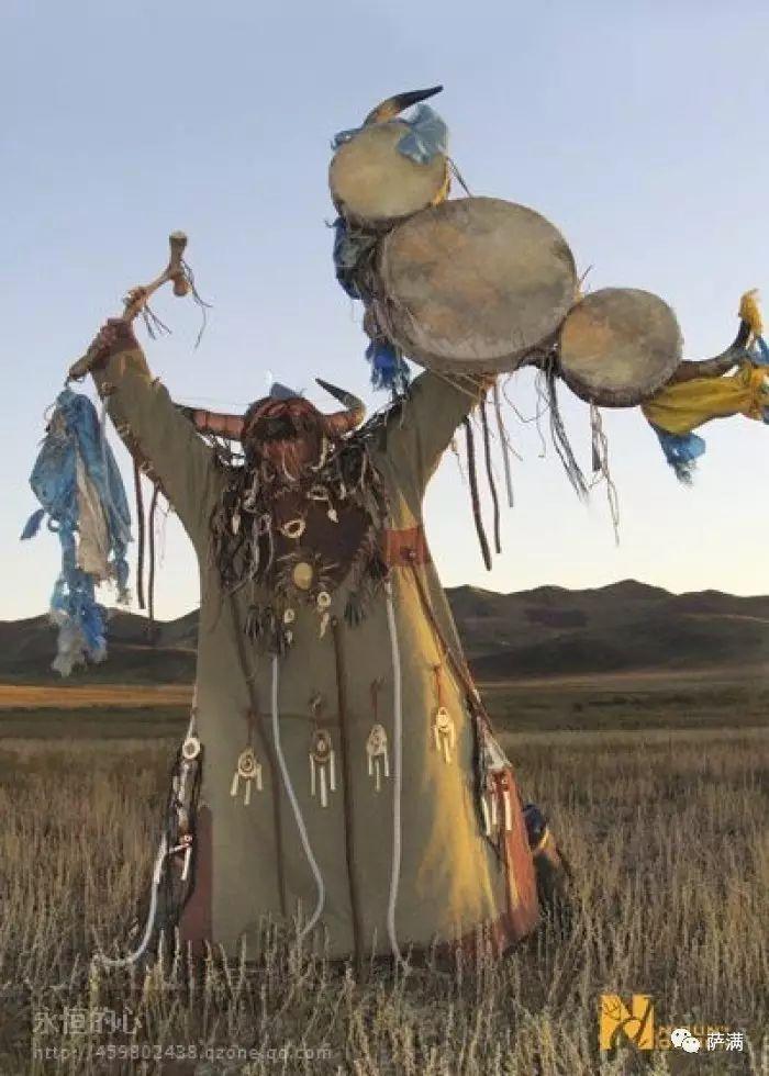 来自草原的巫——蒙古萨满(图片赏析) 第2张
