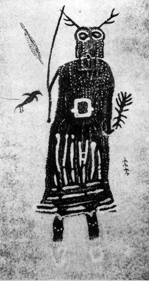 有关蒙古萨满 Boo的珍贵图像,实属罕见 第4张