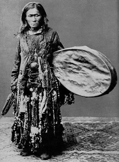 有关蒙古萨满 Boo的珍贵图像,实属罕见 第11张