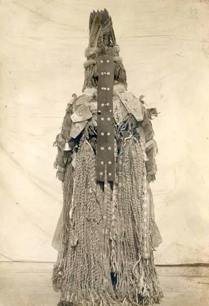有关蒙古萨满 Boo的珍贵图像,实属罕见 第10张
