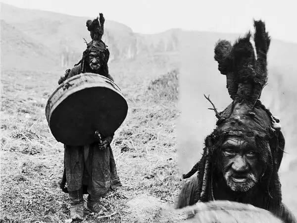 有关蒙古萨满 Boo的珍贵图像,实属罕见 第13张
