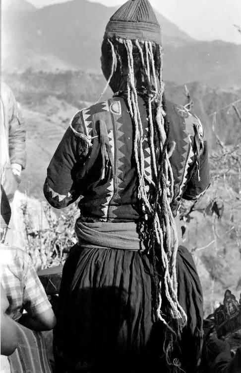 有关蒙古萨满 Boo的珍贵图像,实属罕见 第16张