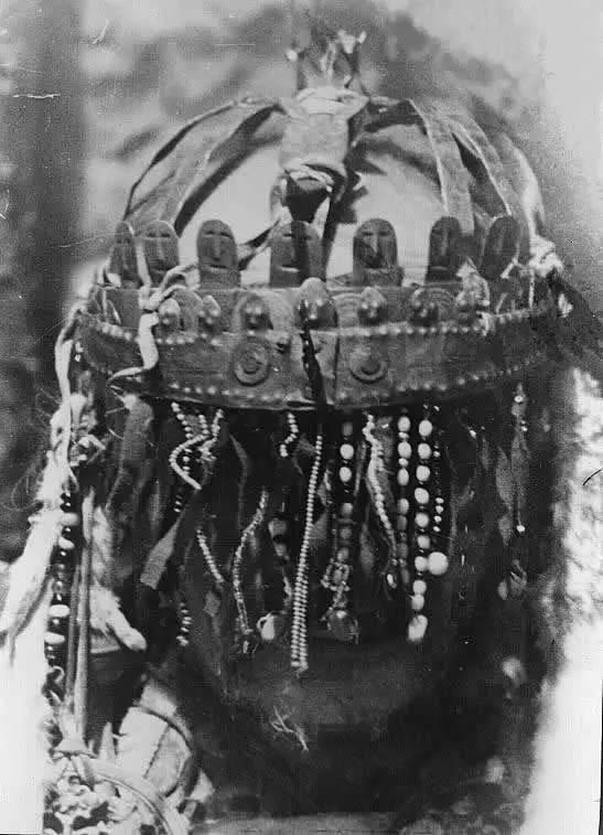 有关蒙古萨满 Boo的珍贵图像,实属罕见 第19张