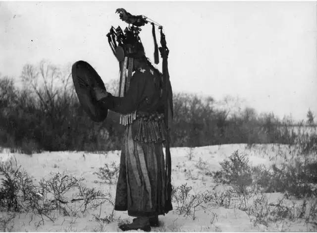 有关蒙古萨满 Boo的珍贵图像,实属罕见 第23张