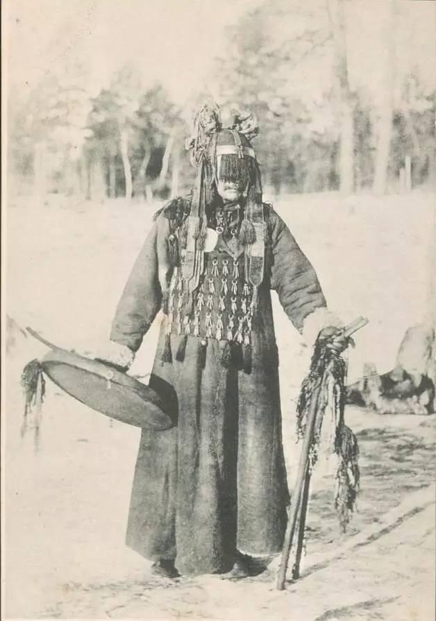 有关蒙古萨满 Boo的珍贵图像,实属罕见 第20张