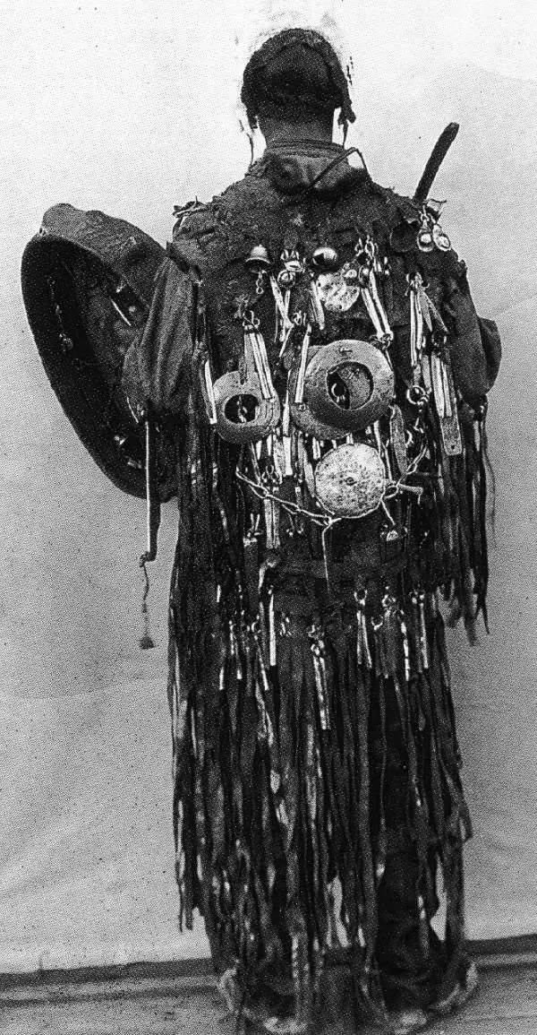 有关蒙古萨满 Boo的珍贵图像,实属罕见 第27张