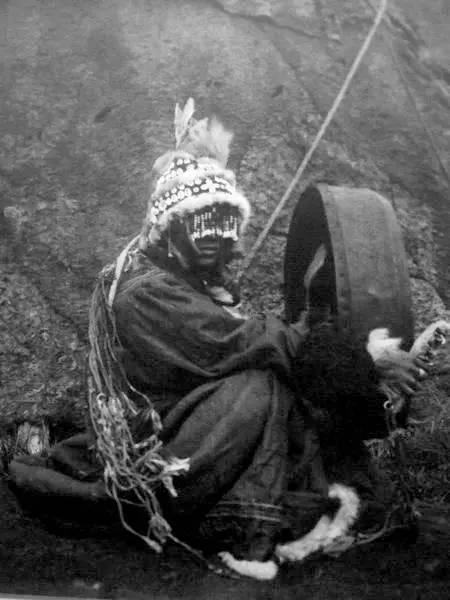 有关蒙古萨满 Boo的珍贵图像,实属罕见 第29张