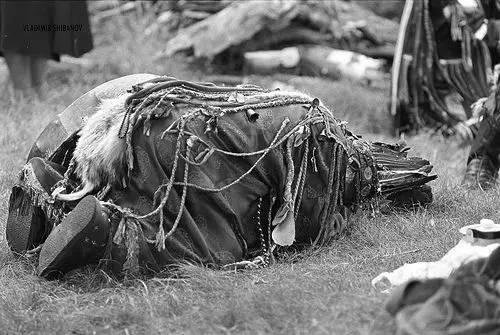 有关蒙古萨满 Boo的珍贵图像,实属罕见 第35张