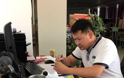 【人物】方寸艺术  青石留名 — 记斯力木老师的篆刻人生(蒙古文) 第3张