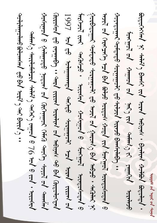 【人物】方寸艺术  青石留名 — 记斯力木老师的篆刻人生(蒙古文) 第6张
