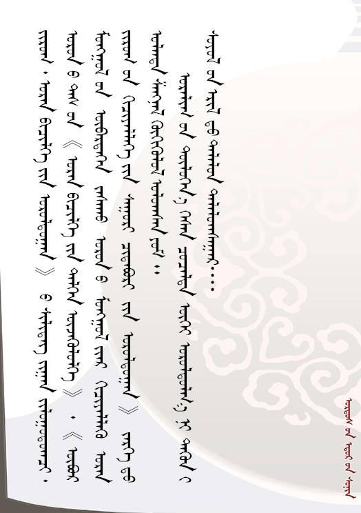 【人物】方寸艺术  青石留名 — 记斯力木老师的篆刻人生(蒙古文) 第12张