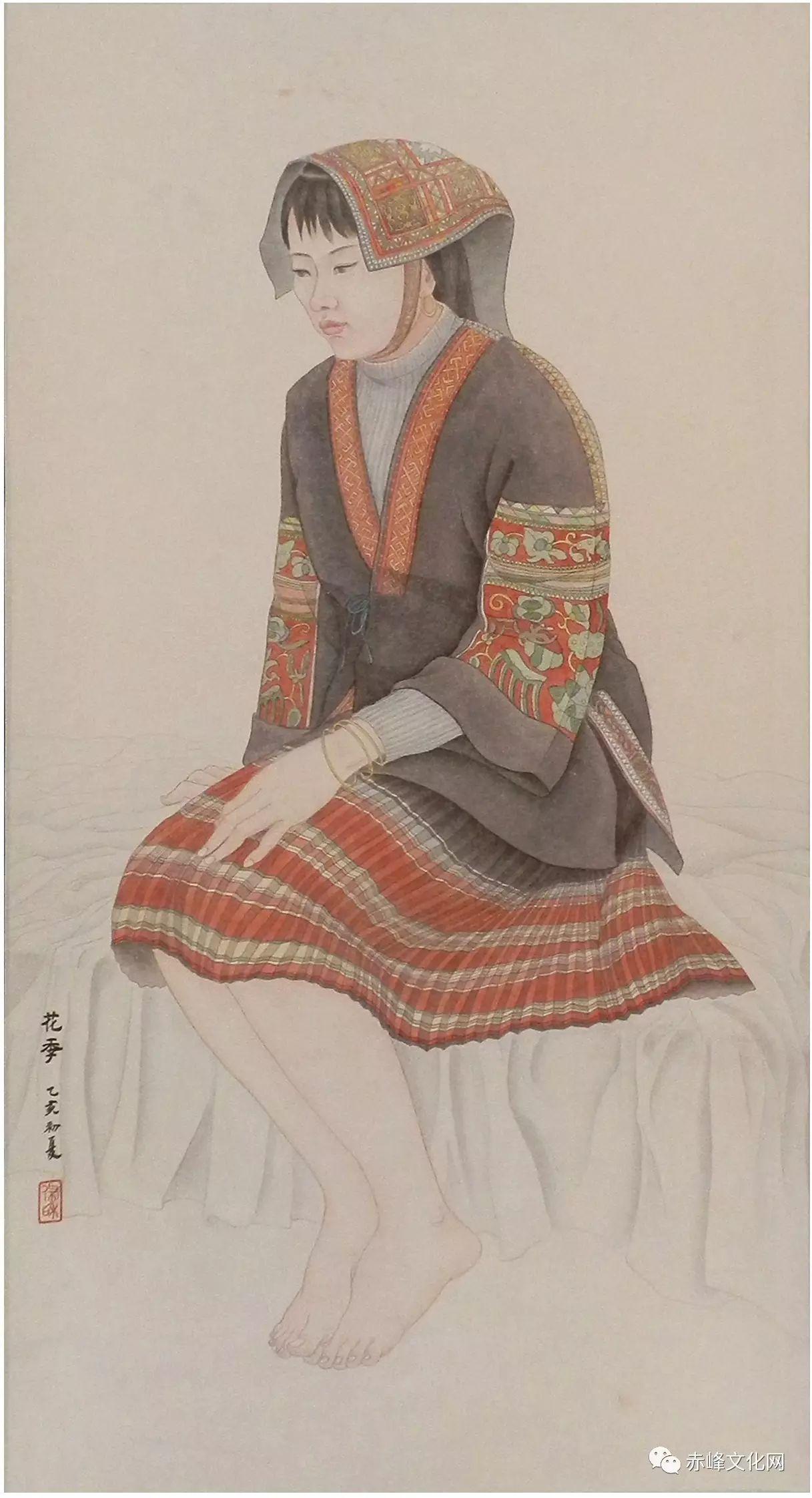 【文化赤峰】水墨丹青、栩栩如生——布和巴特尔国画展! 第5张