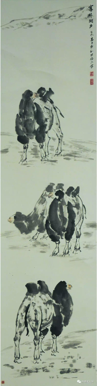 【文化赤峰】水墨丹青、栩栩如生——布和巴特尔国画展! 第9张