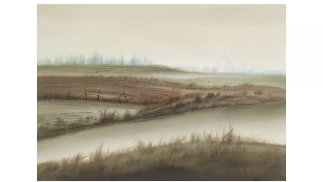 包布和水彩作品欣赏|内蒙古专栏 第7张