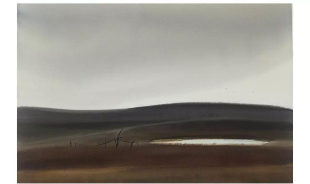 包布和水彩作品欣赏|内蒙古专栏 第5张