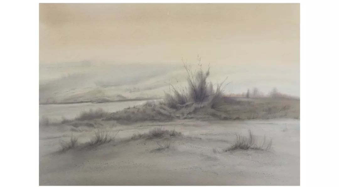 包布和水彩作品欣赏|内蒙古专栏 第15张