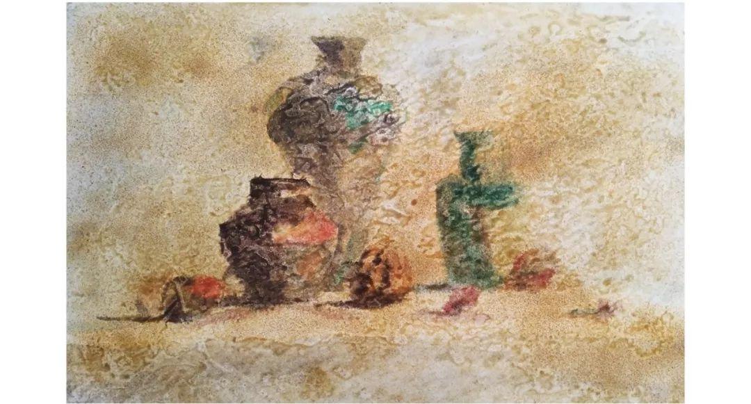 包布和水彩作品欣赏|内蒙古专栏 第19张