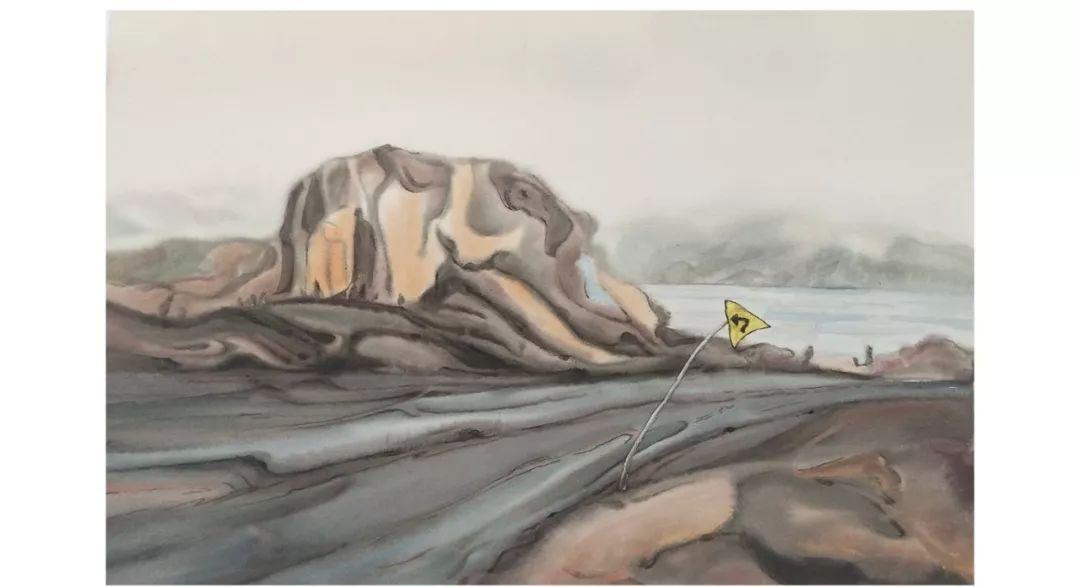 包布和水彩作品欣赏|内蒙古专栏 第25张